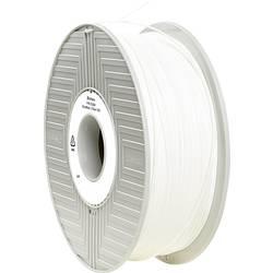 Vlákno pre 3D tlačiarne, Verbatim 55268, PLA plast , 1.75 mm, 1 kg, biela
