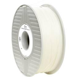 Vlákno pre 3D tlačiarne, Verbatim 55274, PLA plast , 1.75 mm, 1 kg, priehľadná