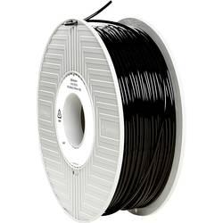 Vlákno pre 3D tlačiarne, Verbatim 55276, PLA plast , 2.85 mm, 1 kg, čierna