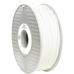 Vlákno pre 3D tlačiarne, Verbatim 55277, PLA plast , 2.85 mm, 1 kg, biela