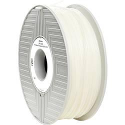 Vlákno pre 3D tlačiarne, Verbatim 55282, PLA plast , 2.85 mm, 1 kg, priehľadná