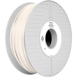 Vlákno pro 3D tiskárny Verbatim 55501, TPE plast, 2.85 mm, 500 g, bílá