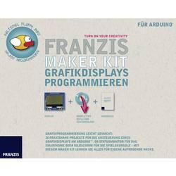 Experimentální sada Franzis Verlag Maker Kit Grafikdisplays programmieren 65278, od 14 let