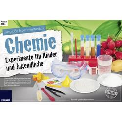 Experimentálnísada Franzis Verlag Chemie Experimente für Kinder und Jugendliche 65266, od 10 let