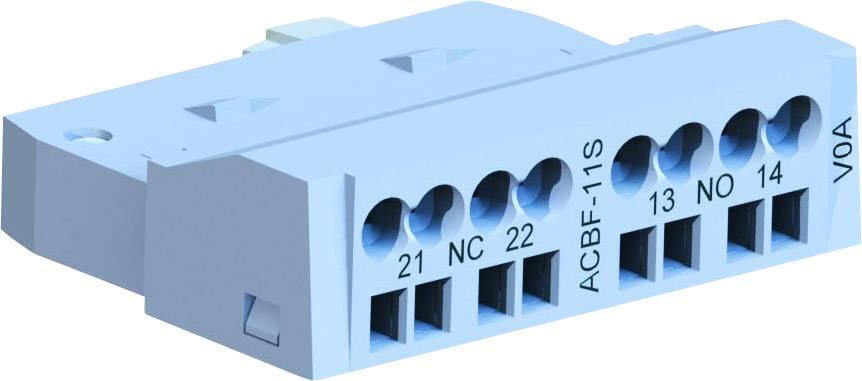 Pomocný spínač WEG ACBF11S 12463910, 1 spínací, 1 rozpínací, 2.5 A, 1 ks