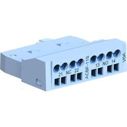 Pomocný spínač WEG ACBF11S 12463910, 1 spínací kontakt, 1 rozpínací kontakt, 2.5 A, 1 ks