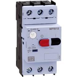 Ochranný spínač motora nastaviteľné WEG MPW18-3-D004 12429313, 0.4 A, 1 ks