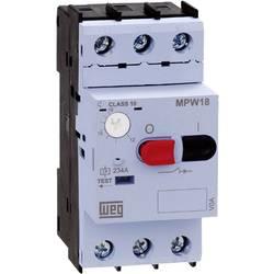 Ochranný spínač motora nastaviteľné WEG MPW18-3-U004 12429370, 4 A, 1 ks