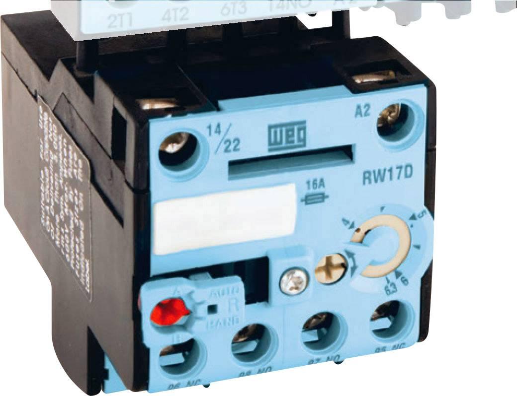 Ochranné relé motoru WEG RW17-1D3-D028 12450899