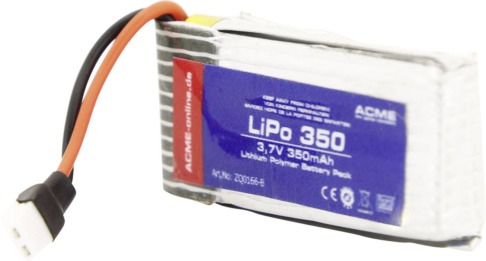 Akumulátor pre dron ACME vhodné na/pre ACME zoopa Q165 RIOT