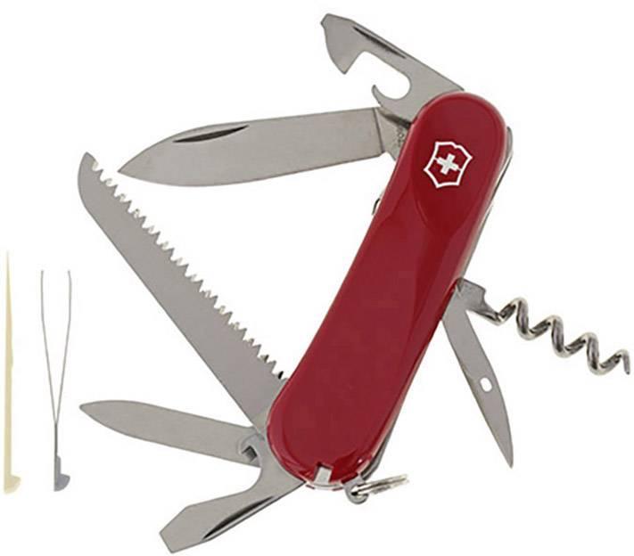 Švýcarský kapesní nožík Victorinox Evolution 2.3813.SE, červená