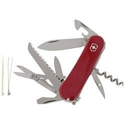 Švýcarský kapesní nožík Victorinox Evolution 2.3913.E, červená