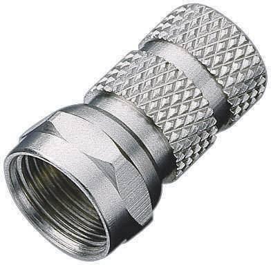 F konektor RENKFORCE pre Ø 6 mm