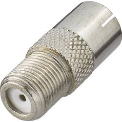 SAT / anténny adaptér RENKFORCE F zásuvka - anténna zásuvka 75 Ω