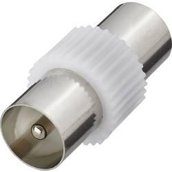 Koaxiálna (anténna) spojka RENKFORCE anténna zástrčka - anténny zástrčka, 75 Ω