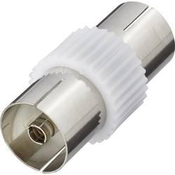 Koaxiálna (anténna) spojka RENKFORCE anténna zásuvka - anténna zásuvka, 75 Ω