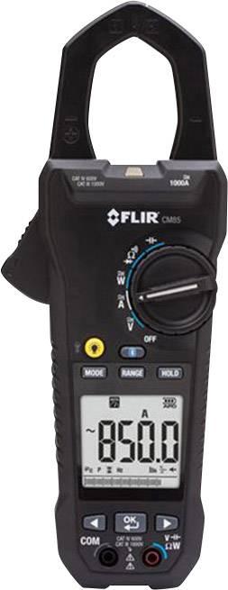 Digitálne/y prúdové kliešte, ručný multimeter FLIR CM85