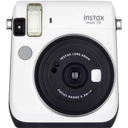 Instantní fotoaparát Fujifilm Instax Mini 70 White EX-D, bílá