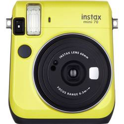 Instantní fotoaparát Fujifilm Instax Mini 70 Yellow EX-D, žlutá