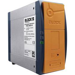 Sieťový zdroj na DIN lištu Block PVSE 230 / 48-10 48 V / DC 10 A 480 W 1 x