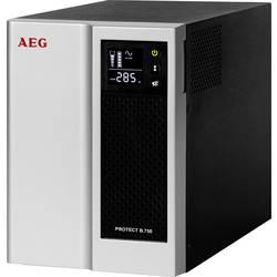 UPS záložný zdroj energie AEG Power Solutions Protect B. 750, 750 VA