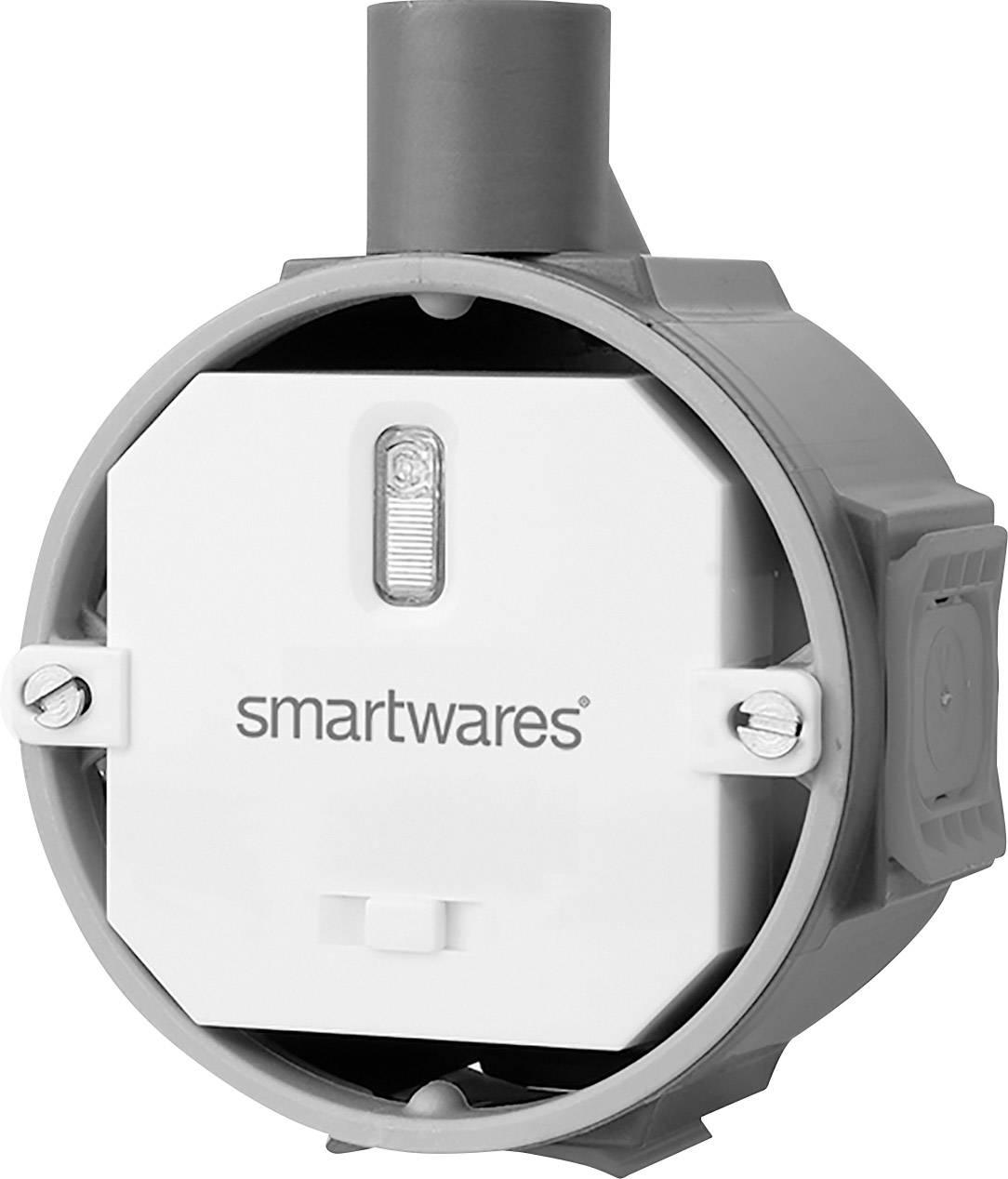 Bezdrôtový spínač Smartwares SH5-RBS-10A, Max. dosah 50 m