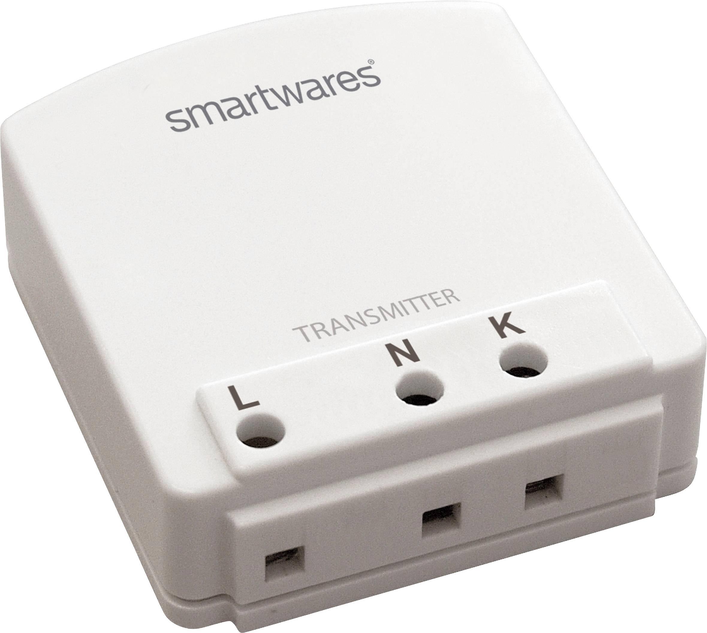 Bezdrôtový vysielač Smartwares SH5-TBR-A, 1-kanálový , Max. dosah 50 m