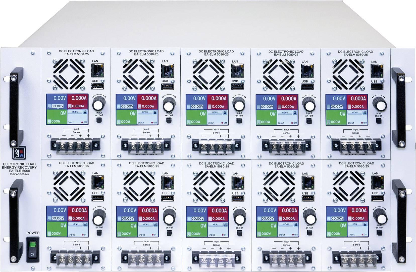 Elektronická zátěž EA Elektro-Automatik EA-ELR 5000 Rack 6U