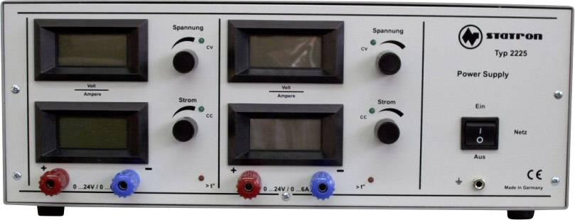 Laboratorní zdroj s nastavitelným napětím Statron 2225.2