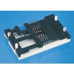 FCI Smart Card 7434L0825S01LF, počet pólů: 8, 1 ks