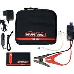 Systém pro rychlé startování auta Dino KRAFTPAKET KRAFTPAKET 9000m Ah 136103