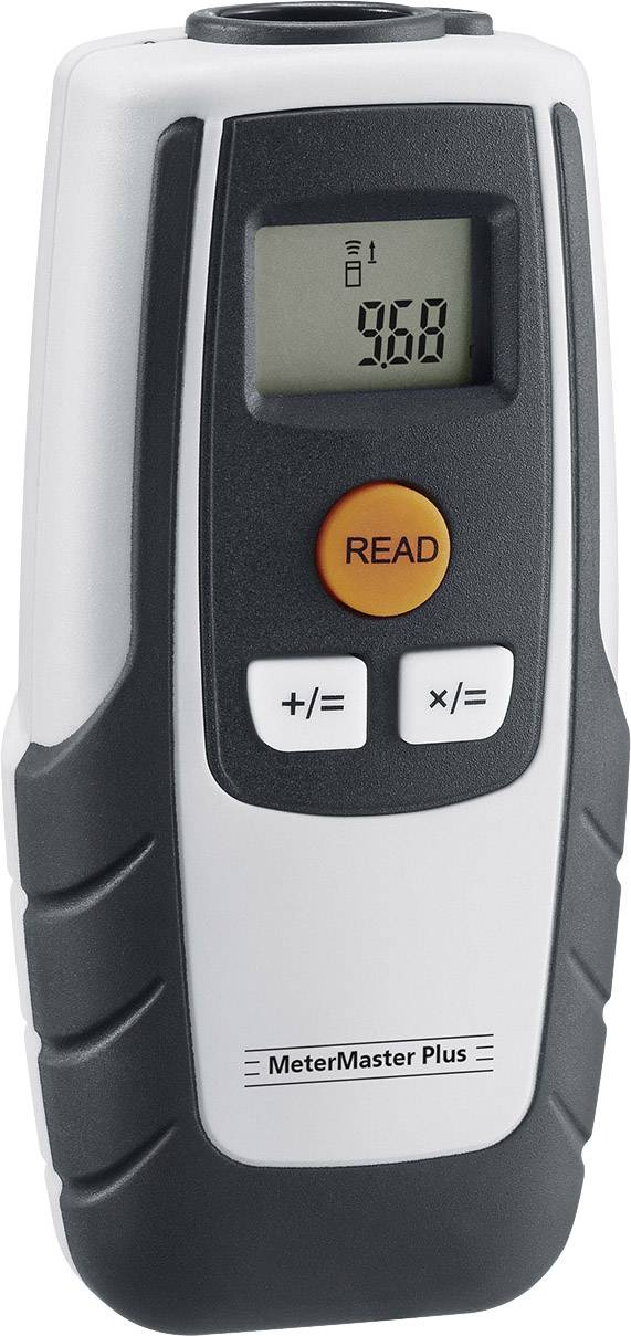 Ultrazvukový měřič vzdálenosti Laserliner MeterMaster Plus, rozsah měření (max.) 13 m