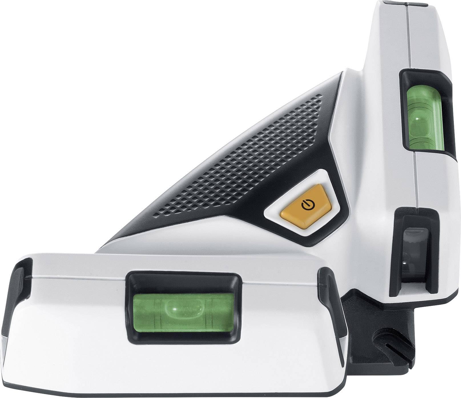 Křížová laserová vodováha Laserliner SuperSquare-Laser 4 081.134A, dosah (max.): 15 m, Kalibrováno dle: vlastní