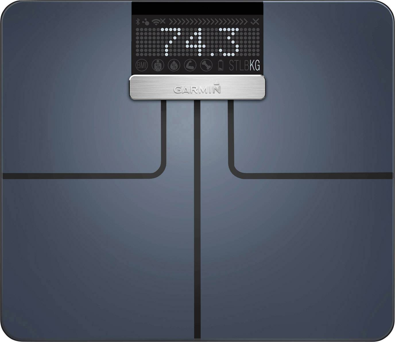 Analyzačná váha Garmin Index™-Smart-Waage, čierna