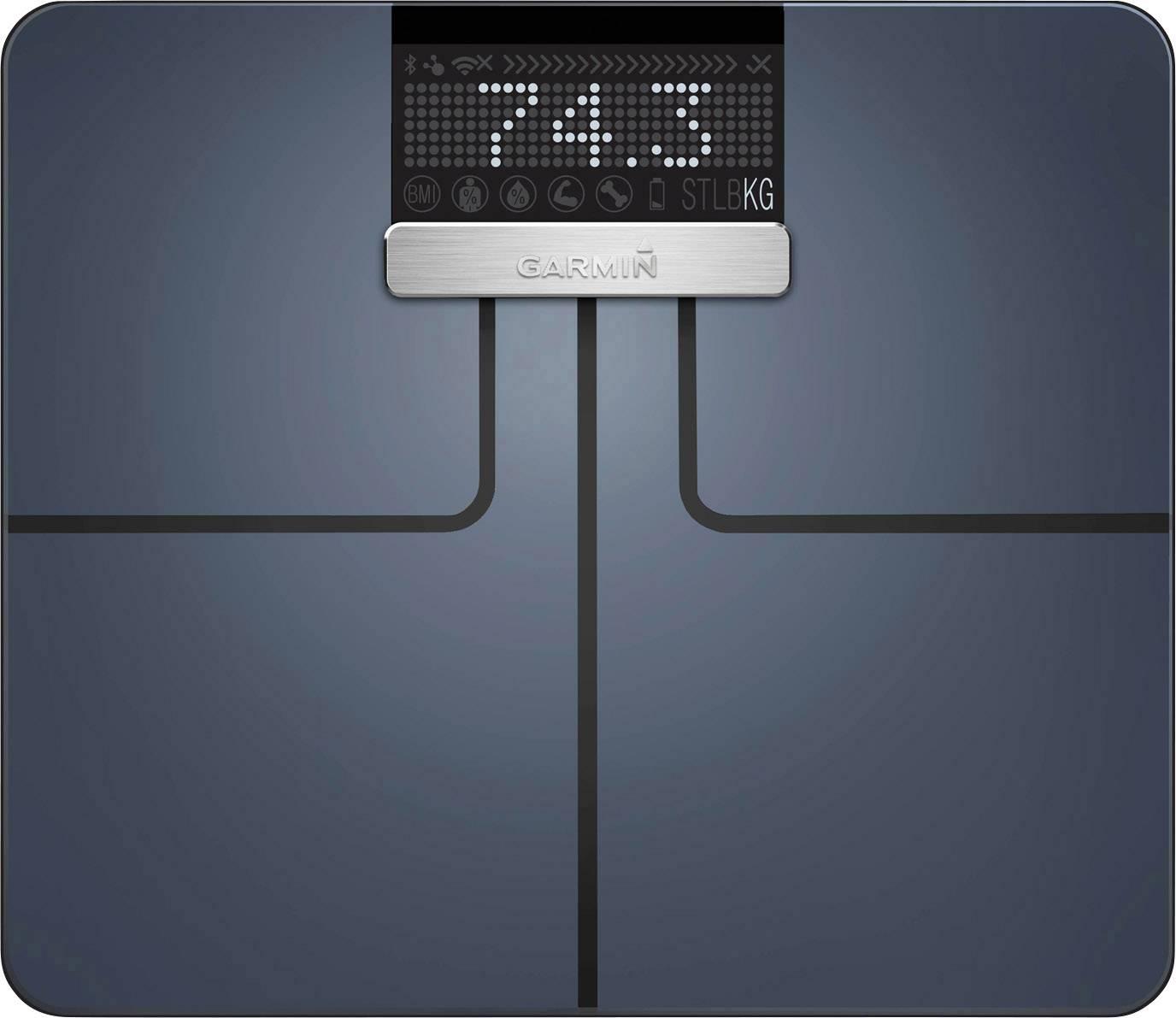 Analyzační váha Garmin Index™-Smart-Waage, černá