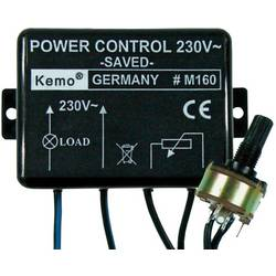 Regulátor účiníku hotový modul Kemo M160, 110 V/AC, 230 V/AC