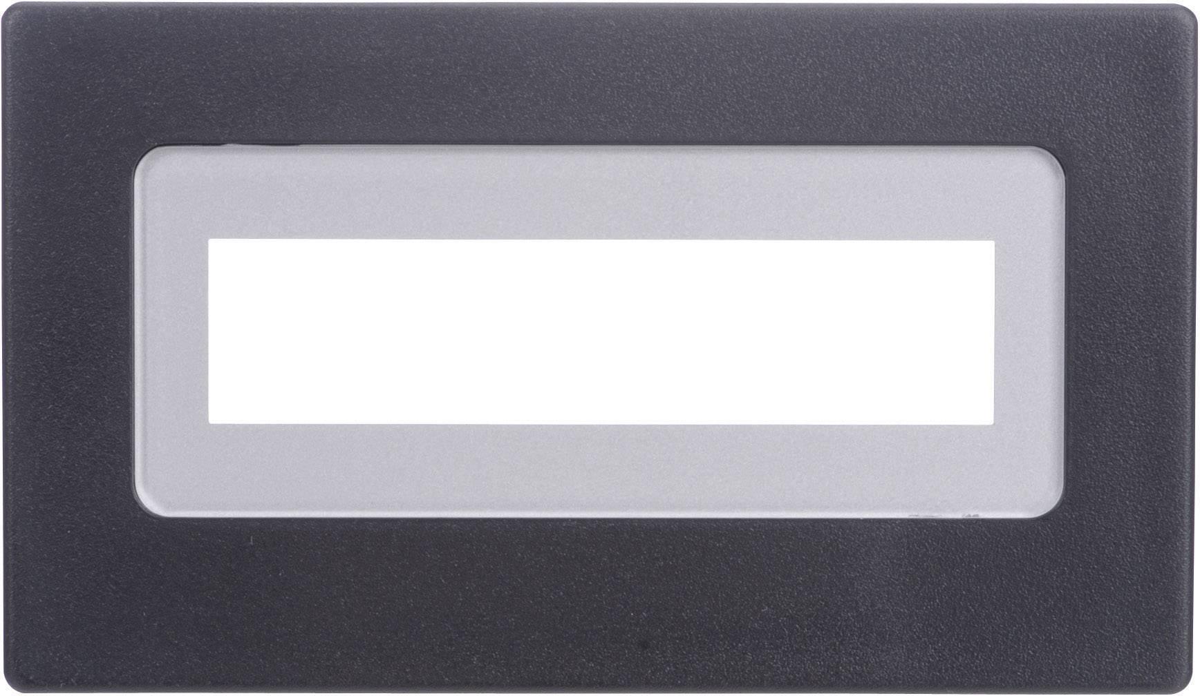 Rámeček pro alfanumerické LCD displeje 2x16, 91 x 53 x 20 mm H Tronic FR 216