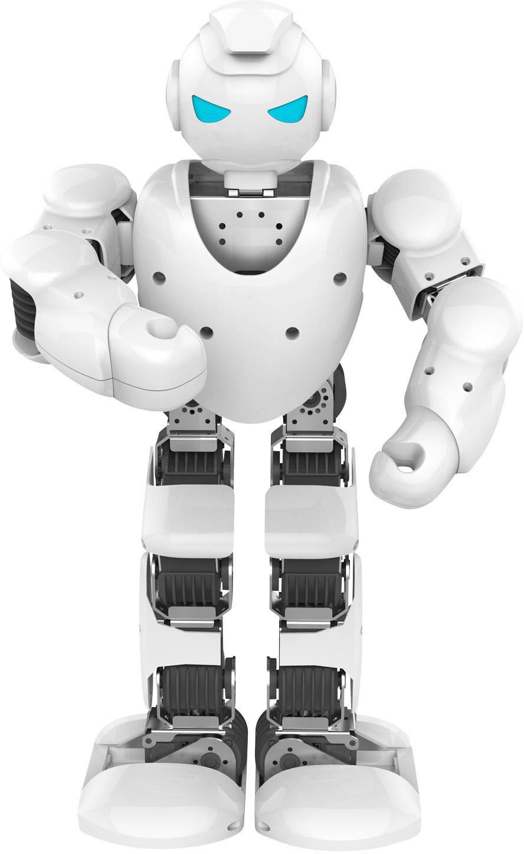 Humanoidný a interaktívny robot, hračka Ubtech Alpha 1S, Vonkajšia výška: 398 mm