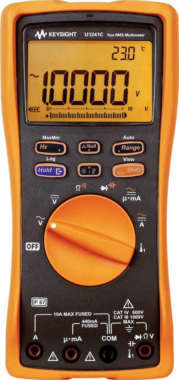 Digitální multimetr Keysight Technologies U1241C