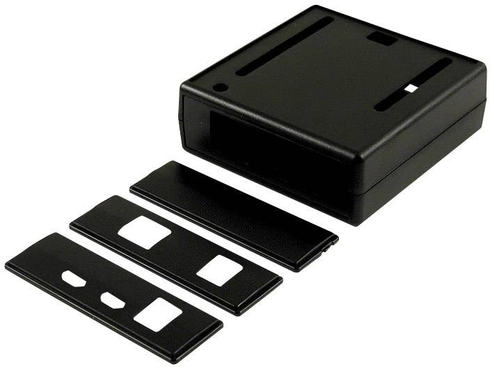 Kryt pre Arduino Uno Hammond Electronics 1593HAMARBK