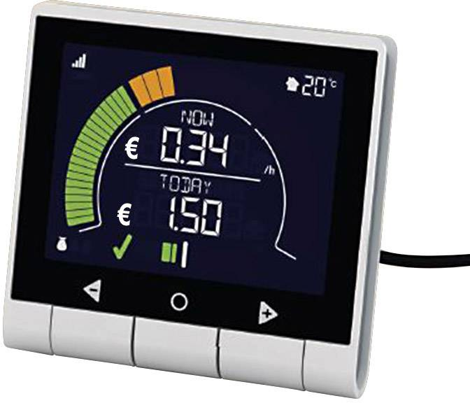 Merač spotreby el.energie GEO PCK-MP-003, PCK-MP-003