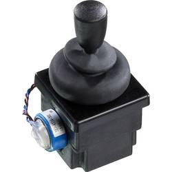 Joystick rovná páka APEM 4R28-2H1E-55-360, kábel, otvorené konce, 500 V/DC, IP65, 1 ks