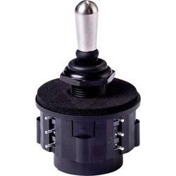 Joystick - rovná páka APEM NZAA1135, pájené připojení, 125 V/AC, IP67, 1 ks