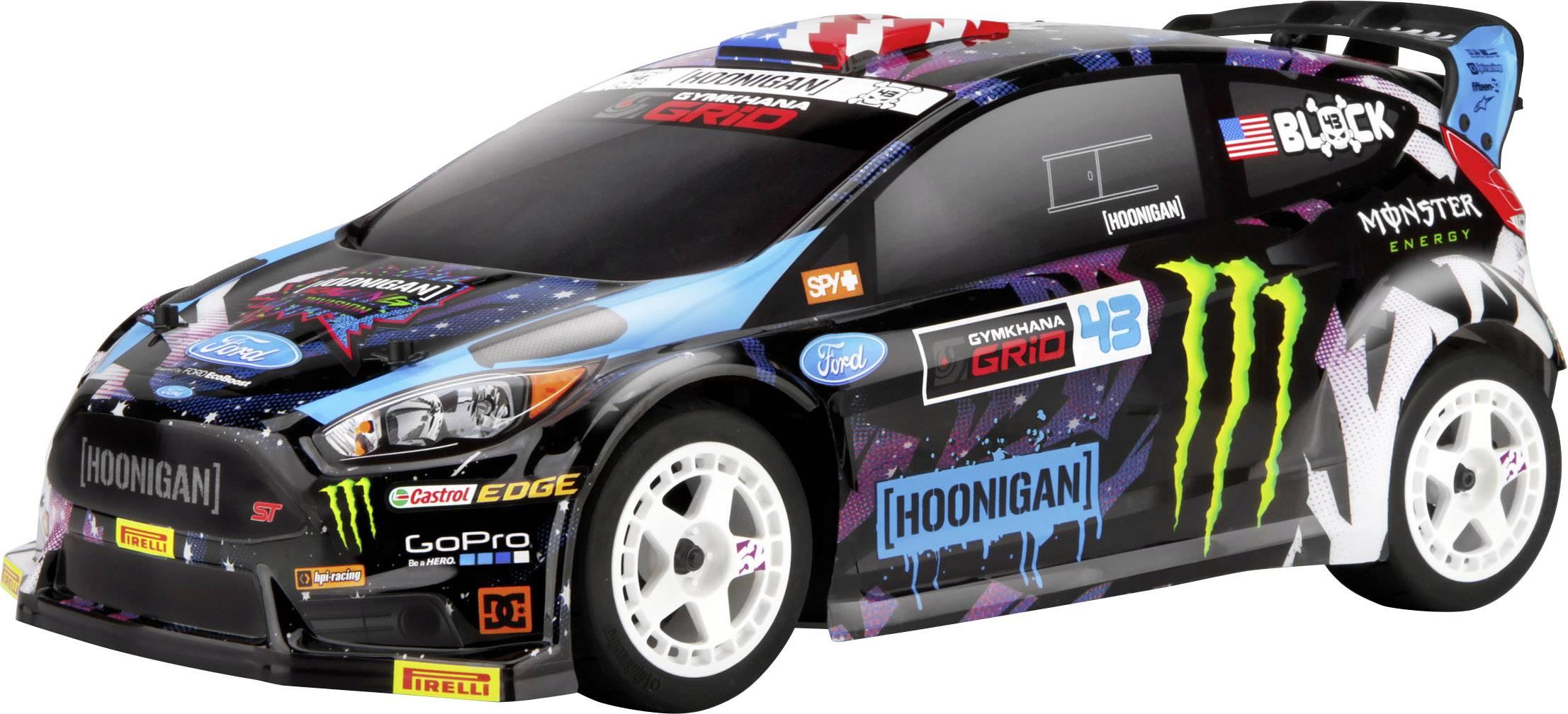 RC elektrické modely áut - onroad