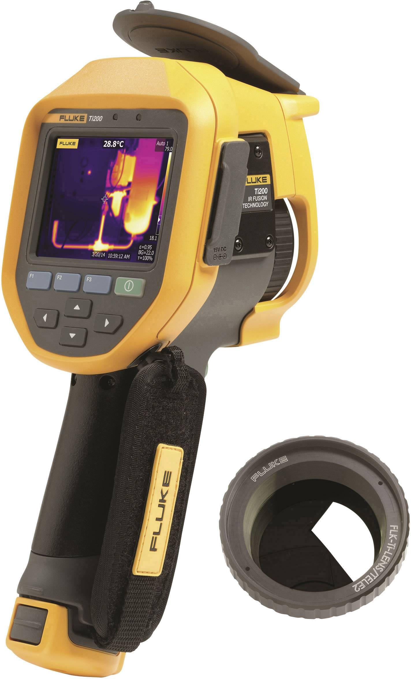 Termokamera Fluke FLK-TI200 9HZ/T2 4611407, 200 x 150 pix