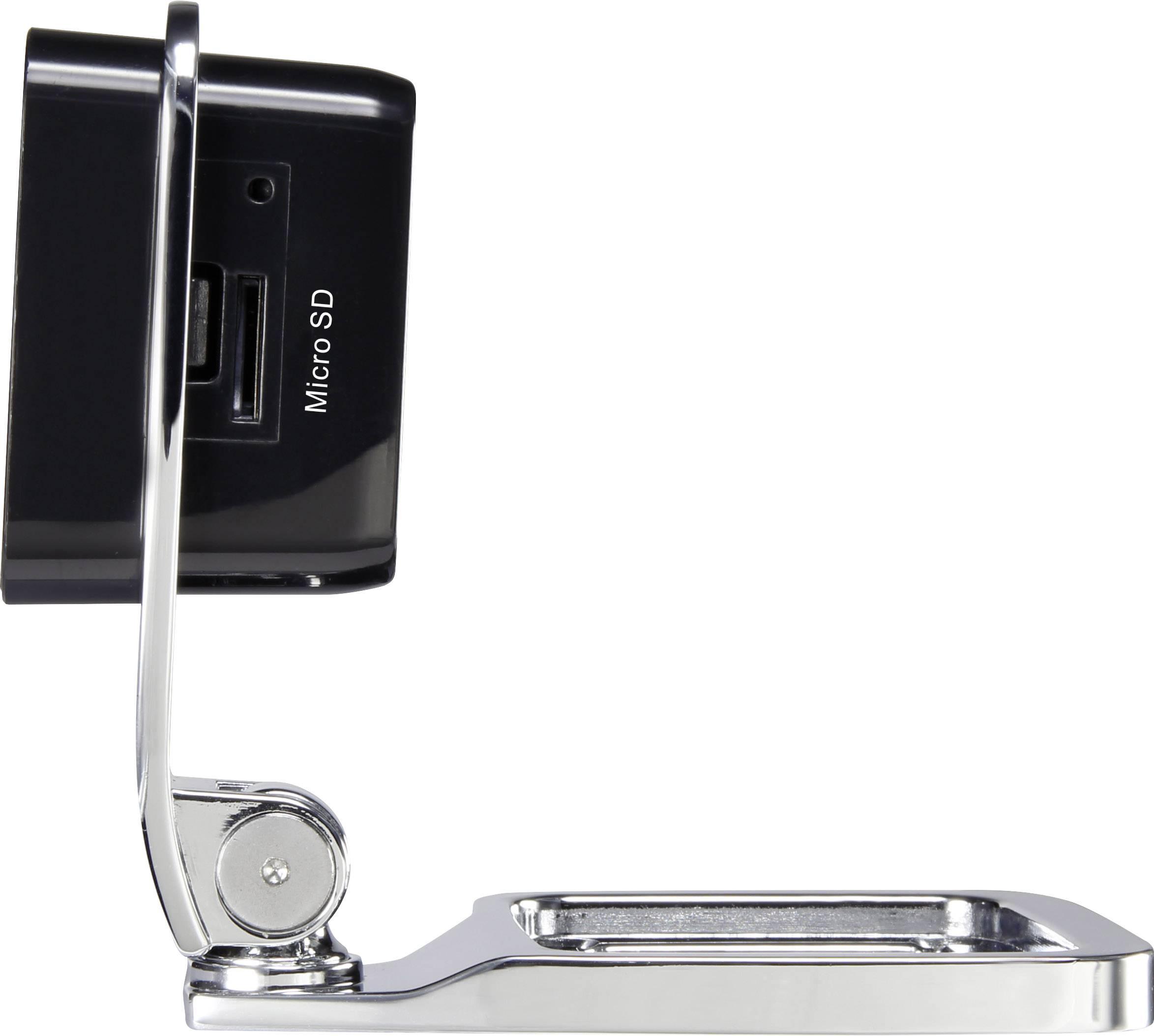 Chytrá bezpečnostní kamera Sygonix WF-90, Wi-Fi, 1280 x 720 pix