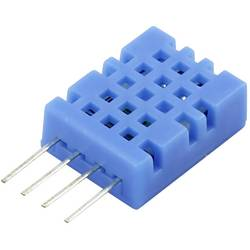 Teplotní senzor NTC, DHT11, 0 až +50 °C, radiální