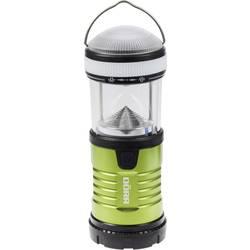 LED campingový lampáš Dörr Foto Premium-Steel PS-15575 980544, 164 g, zelená, čierna