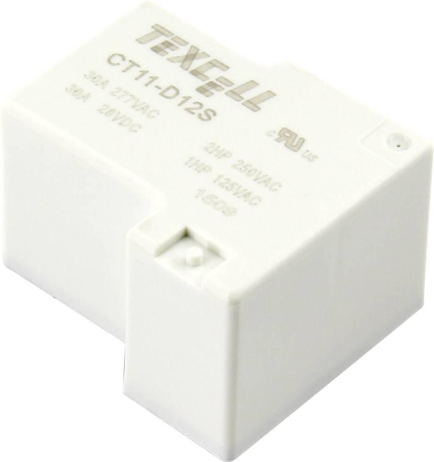 Relé do DPS Texcell 1405596, 12 V/DC, 40 A, 1 spínací kontakt, 1 ks