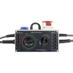Testovací adaptér Gossen Metrawatt PROFITEST PRCD M512R pro testování PRCD-K a PRCD-S